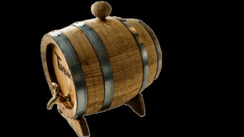 Un Tonneau En Bois Pour Le Vin, Le Whisky Ou La Bière (1)
