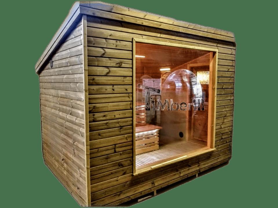 Sauna D Extérieur moderne sauna d'extérieur
