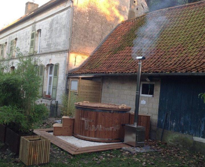Spa Jacuzzi Extérieur En Fibre De Verre, Sandrine, POLINCOVE, France (1)