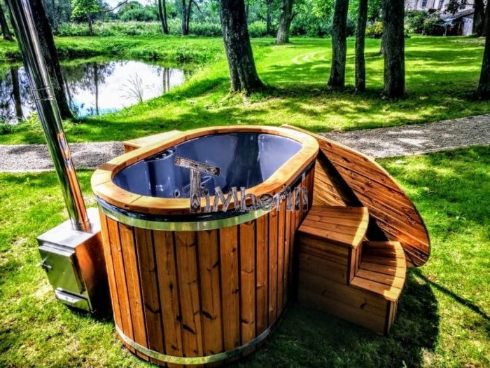 Bain Nordique Pour 2 Personnes TimberIN