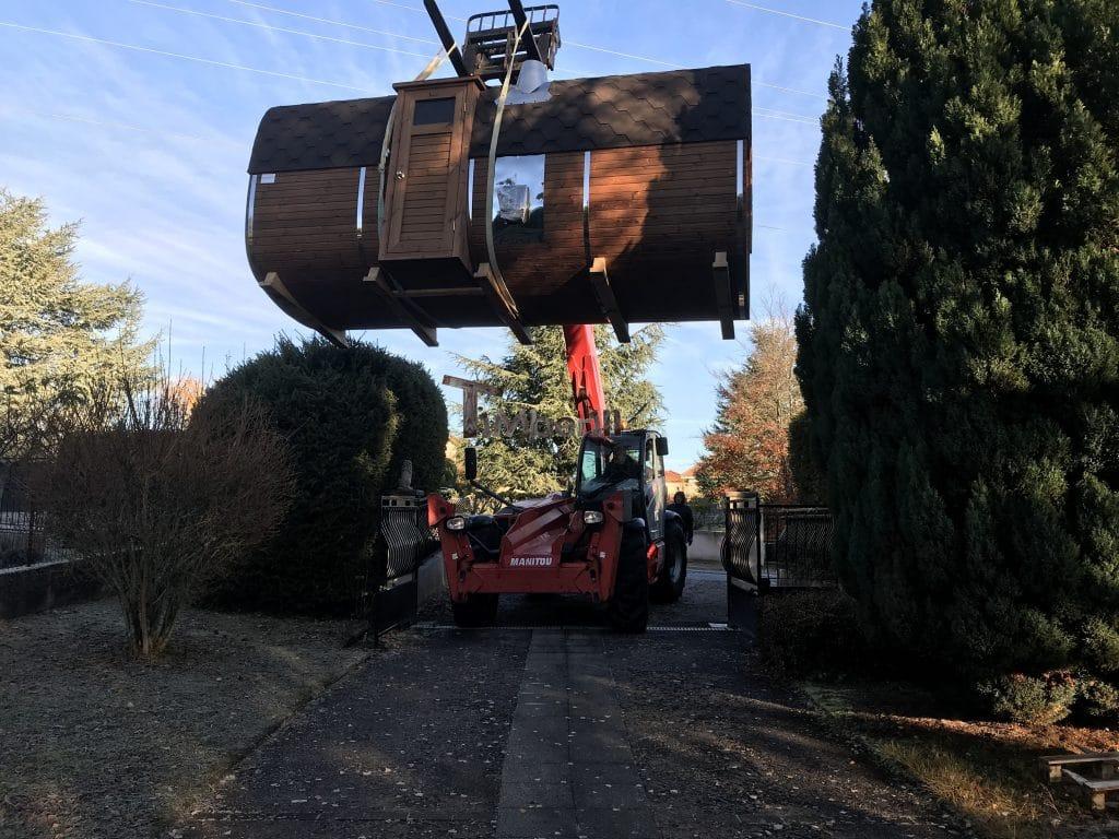 Saunas Extérieur Rectangulaire Alexandre ORCINES France 1 scaled