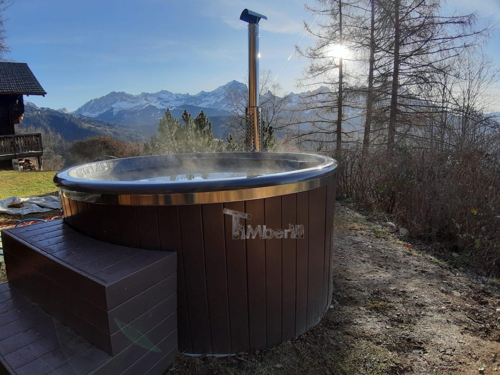 WELLNESS NEULAR INTELLIGENTE Spa scandinave aucun entretien requis Antoine Huémoz Suisse 4