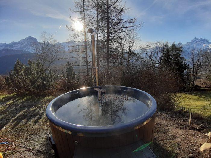 WELLNESS NEULAR INTELLIGENTE Spa Scandinave Aucun Entretien Requis, Antoine, Huémoz, Suisse (6)