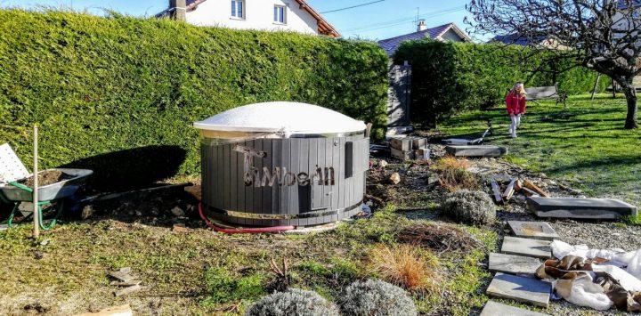 WELLNESS NEULAR INTELLIGENTE Spa Scandinave Aucun Entretien Requis, Laurent, ETALANS, FRANCE (2)