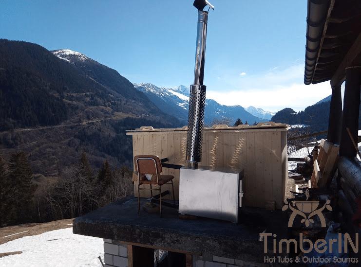 Bain nordique rectangulaire Francesco Airolo Suisse 5