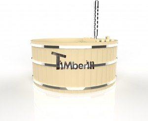 Bain nordique en bois basic 3d (3)