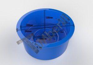 Fibre de verre de luxe de modèle de terrasse (3)