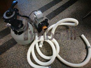 Système de filtration de sable