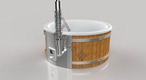 Wellness Royal Fibre de verre bain nordique (17)
